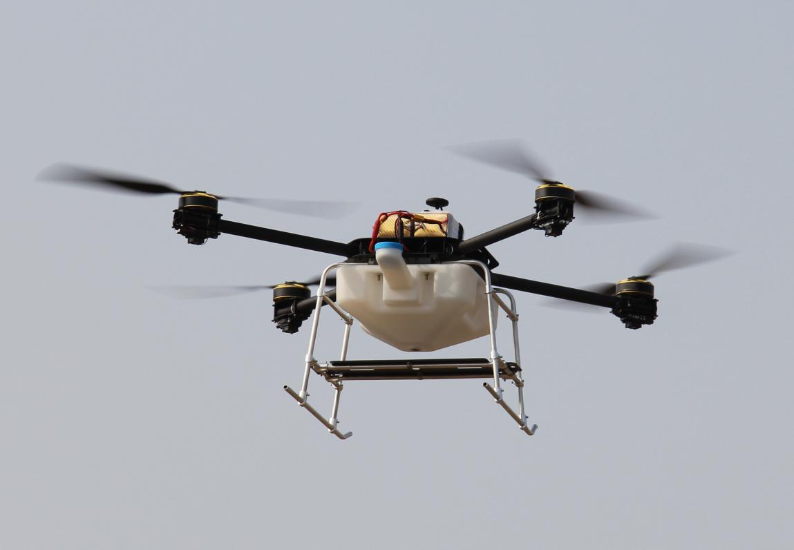 性能最好的an-4型号无人植保飞机产品图片高清大图