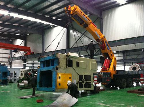 苏州汽车服务搬运(力球)设备装卸全铜搬运装卸园区助鸿泰设备图片