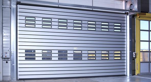 天津硬质快速门生产厂家 天津安装硬质快速门