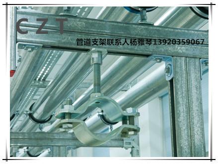 天津管道支架热镀锌c型钢光伏支架c型钢