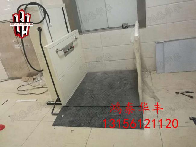 张家界小型家用升降机别墅电梯 垂直残疾人升降机哪家