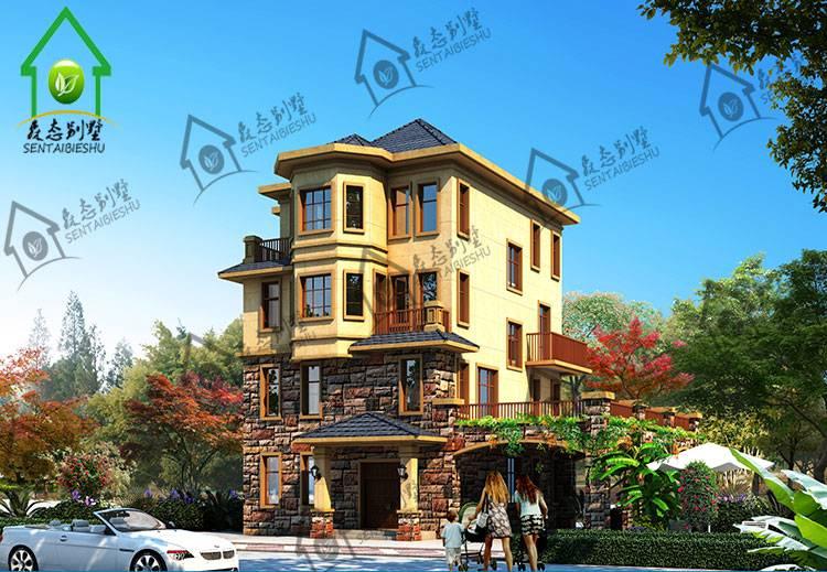 提供新农村别墅设计图和农村自建房设计图及其他农村房屋设计图|农村
