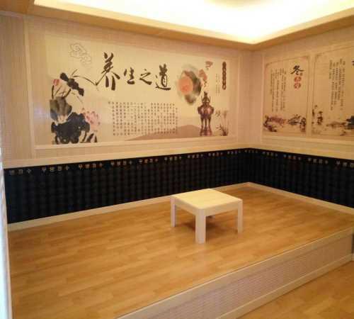 最省钱的设计方案,安然纳米汗蒸房推广中心可以根据客户房间设计不同