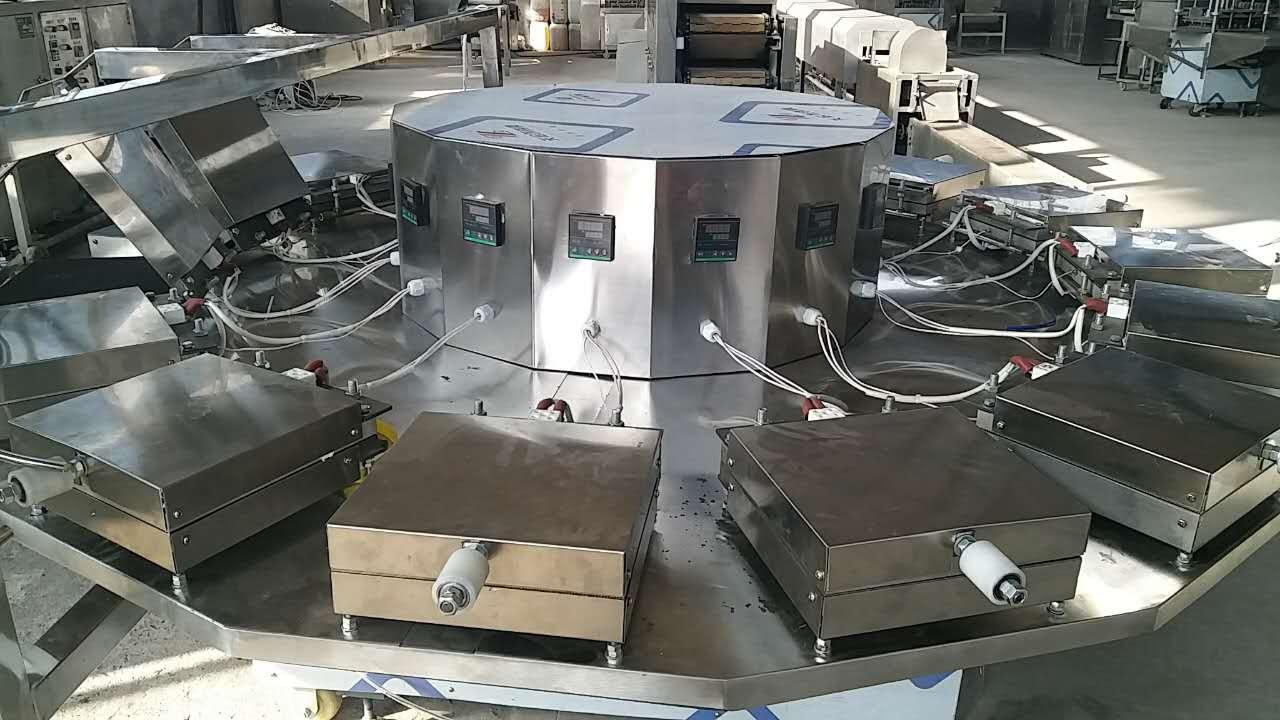 供应15模全自动蛋卷机产品图片高清大图