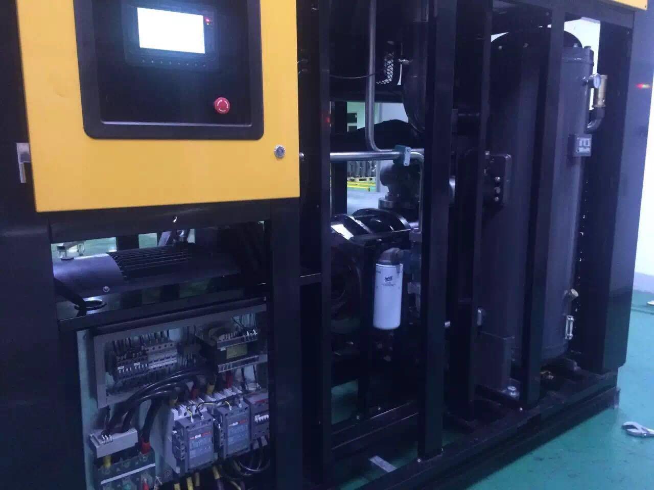 空压机高清大图,本图片由青岛宝铭新能源装备科技有限公司提供.
