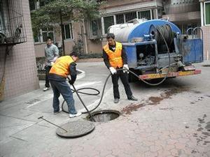 北京管道清洗北京市政管道清淤亿展通清洗管道公司