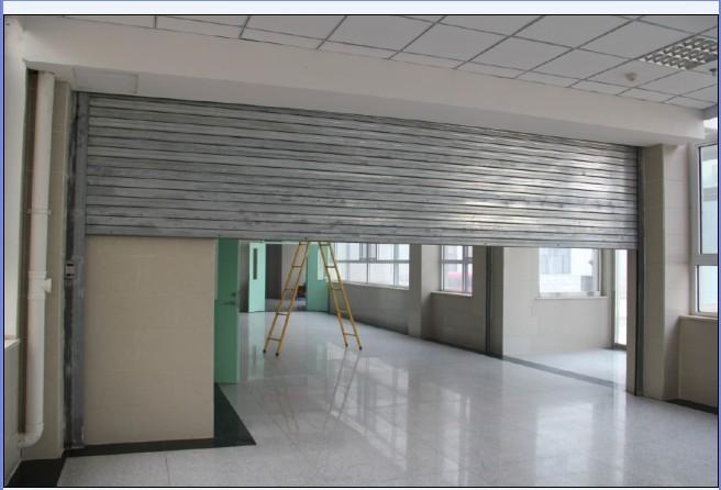 天津钢质防火卷帘门安装 无机布防火卷帘门安装厂家