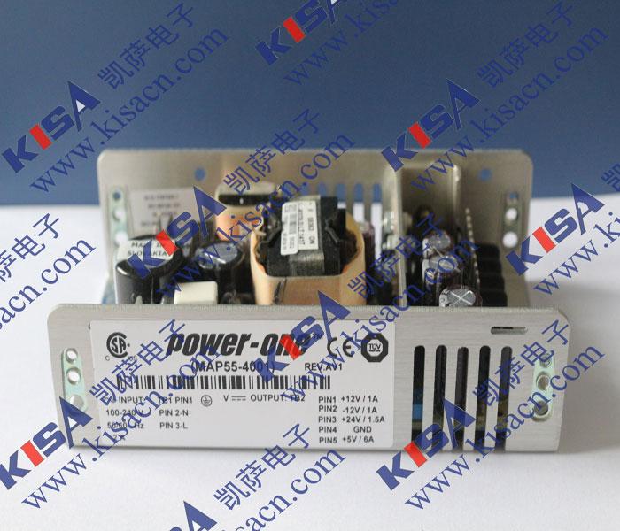 原装进口bel-power开关电源map55-4000