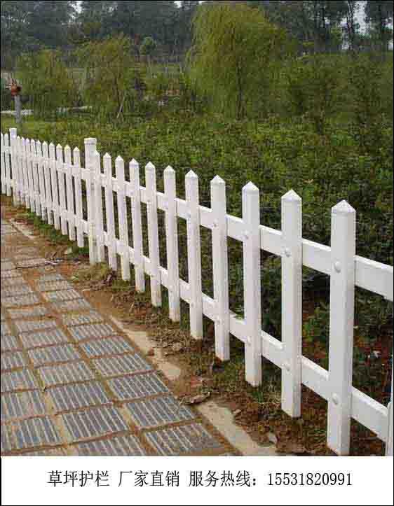 美国木头围栏效果图