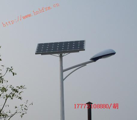 湖南娄底太阳能路灯价格表