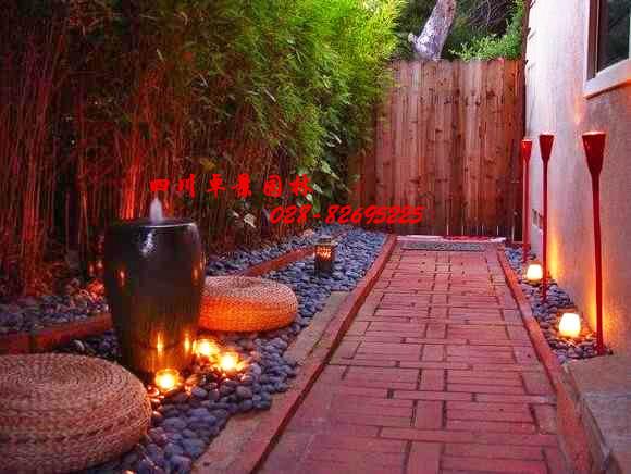 地中海园林风格设计,中式园林风格设计,美式园林风格设计,欧式园林