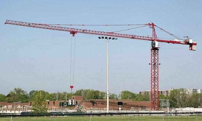 塔吊底座节点结构
