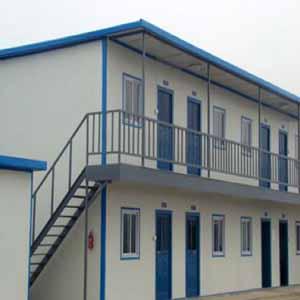 供定西彩钢活动房和甘肃箱式房屋规格