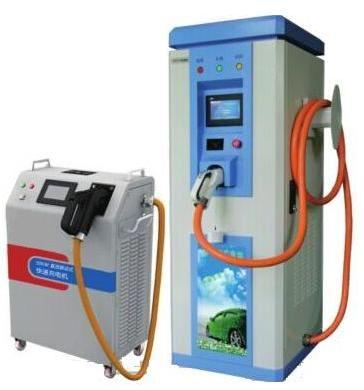 新能源电动汽车充电桩产品图片高清大图