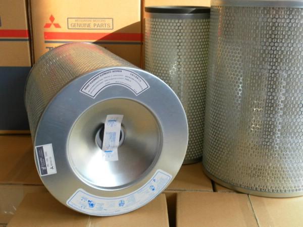 三菱6D24 TLE2B 空气滤芯