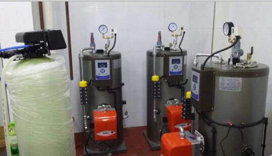 河南濮阳50公斤餐饮燃气蒸汽发生器质量就是好