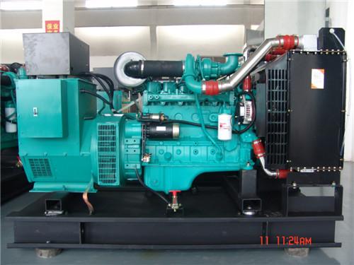 厂家直销30kw康明斯柴油发电机组高清图片 高清大图