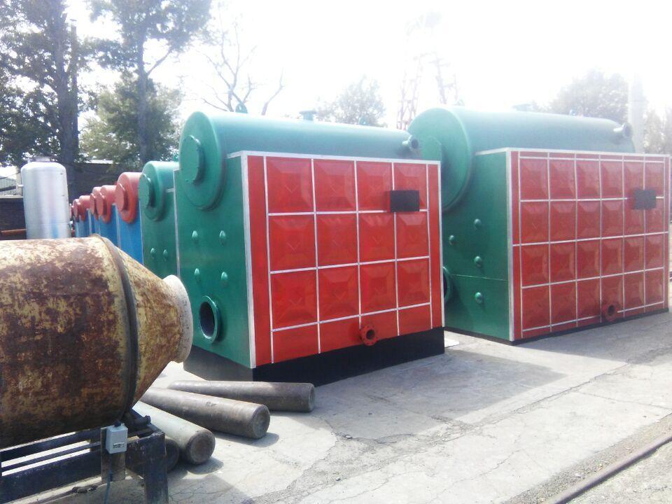 cdzlw常压卧式自动燃煤热水锅炉