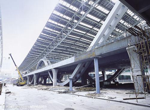 钢结构高清大图