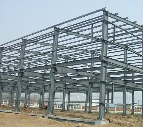 柳州钢结构产品大图