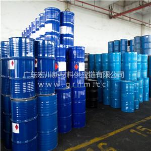 与甲基异丁基酮混合使用可溶解酚醛树脂和环氧树脂.