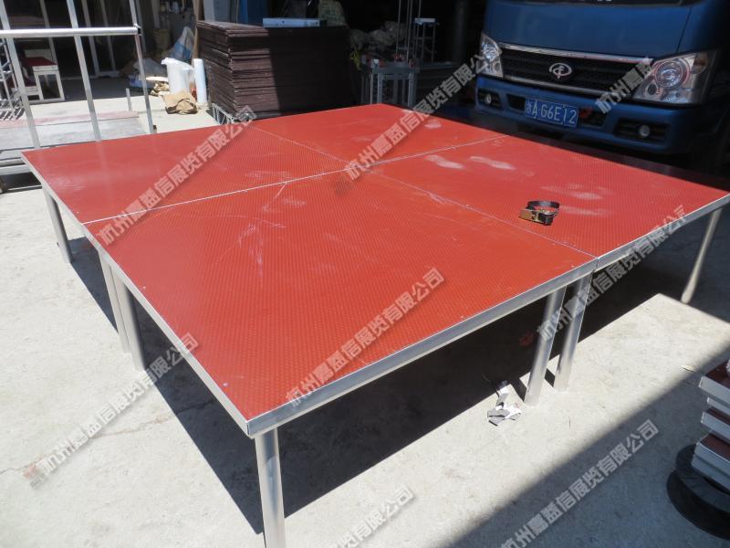 厂家直销镀锌方管桁架钢铁舞台背景架婚庆广告架