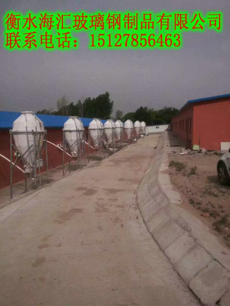玻璃钢饲料塔生产商|玻璃钢料塔生产商|饲料塔生产商
