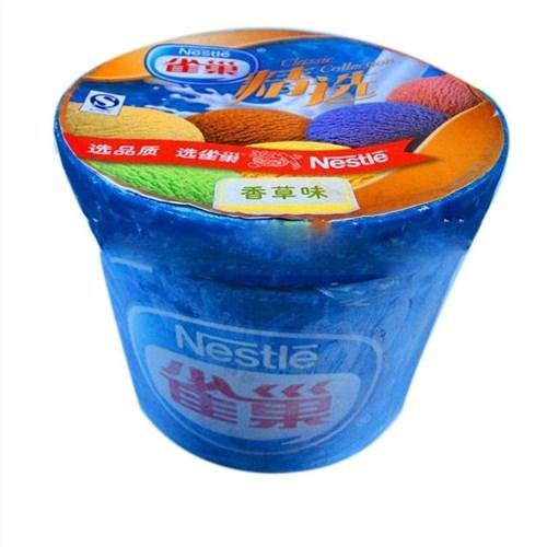 雀巢桶装冰激凌销售 昊雪供