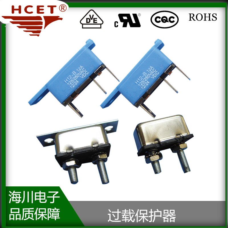 www.hcet.cn 加工定制 是 品牌 HCET 型号 HC12/AR系列 温控范围 常规() 工作电流 3-25(A) 工作电压 125/250VAC 50VDC(V) 产品认证 UL 外型尺寸 常规(mm) 适用电机功率 常规(kw) 回复时间 60s内 应用领域 旋转电机、游艇、电瓶车、便携式电动工具、电瓶车、电动式骑乘玩具、童车 最低电压 小于0.