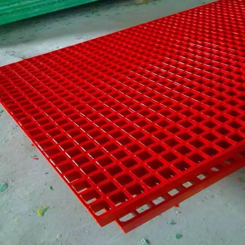 北京玻璃钢格栅板通州管道盖板房山梯踏板产品图片图片
