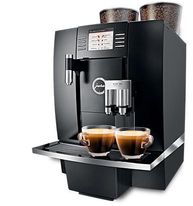 长沙瑞士优瑞全自动咖啡机giga x8c图片