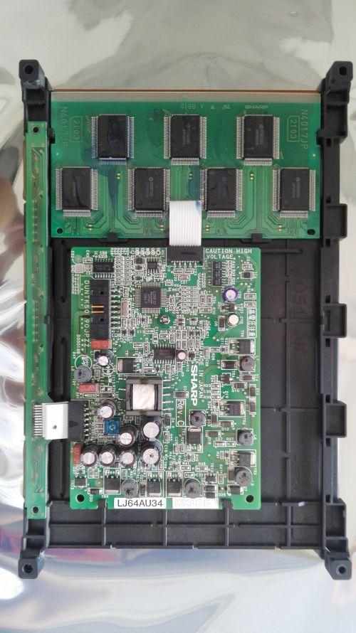 广州现货LJ640U31 sharp液晶屏现货LJ640U31