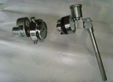 工作原理  检测仪配置应变式传感器可同时对单体液压支柱进行高压图片