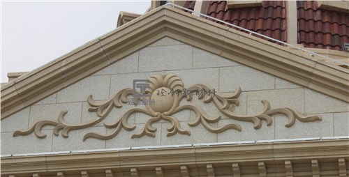 grc裝飾混凝土吉祥浮雕設計 grc外墻裝飾線條吉祥浮雕